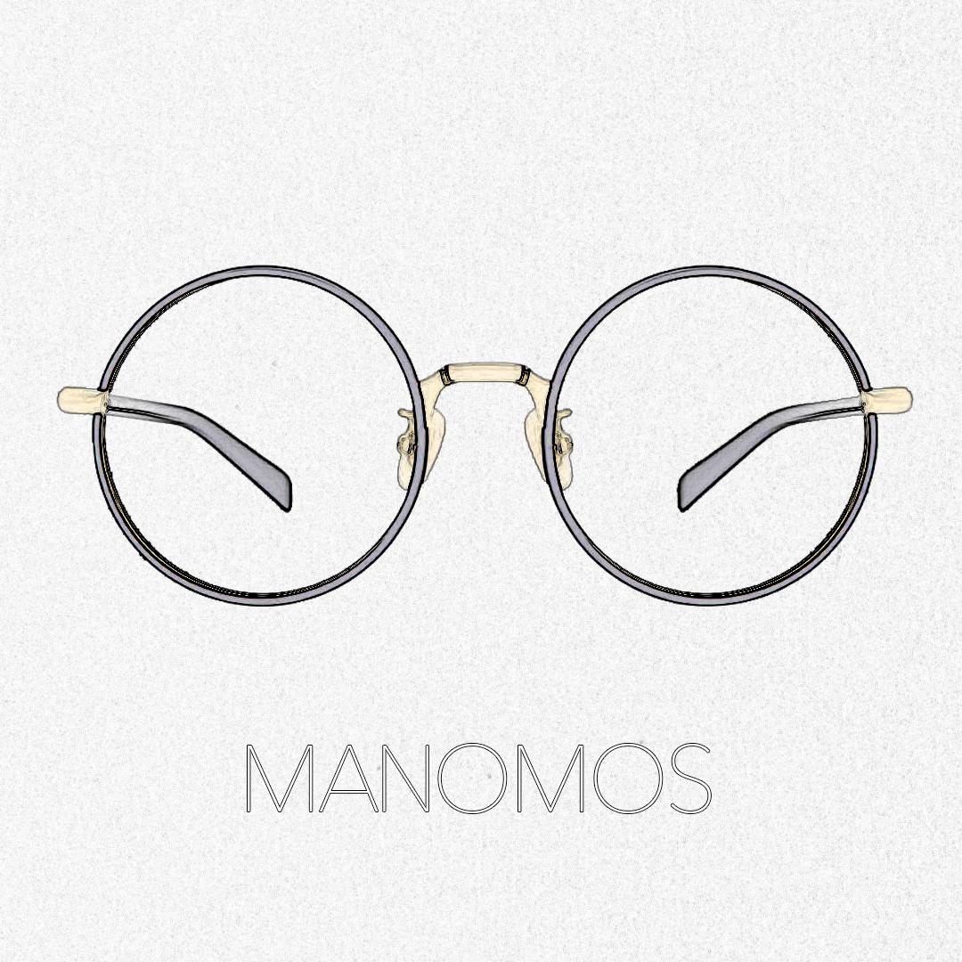 Manomos Glasses (BTS Collection)
