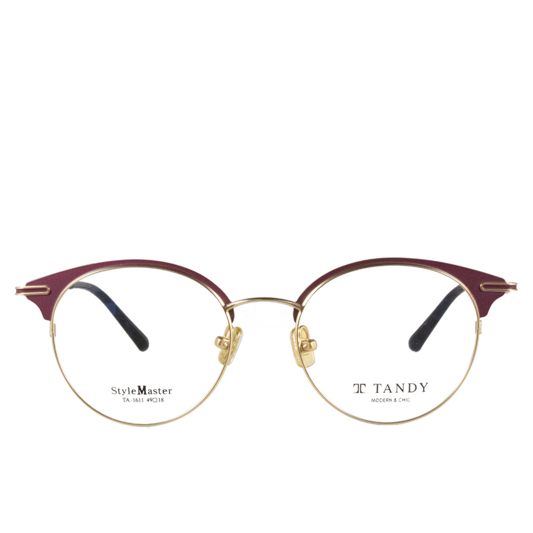Tandy Lightweight Comfortable Eyeglasses Frame